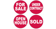 Realtor 1 Pack DECO-SIGNS