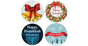 Holiday 2 Pack DECO-SIGNS