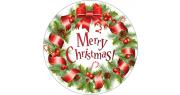 Merry Christmas Wreath Pack